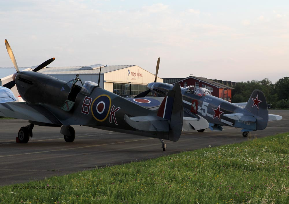 Sundawn Spitfire TE184 2013 08 0912