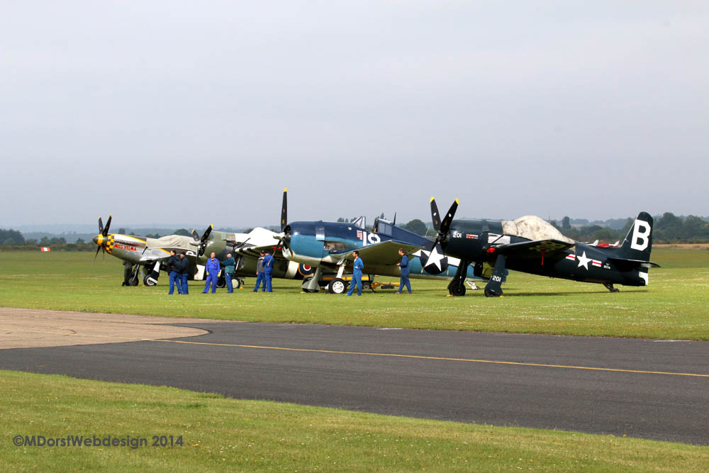 Flightline Duxford 2014-07-111