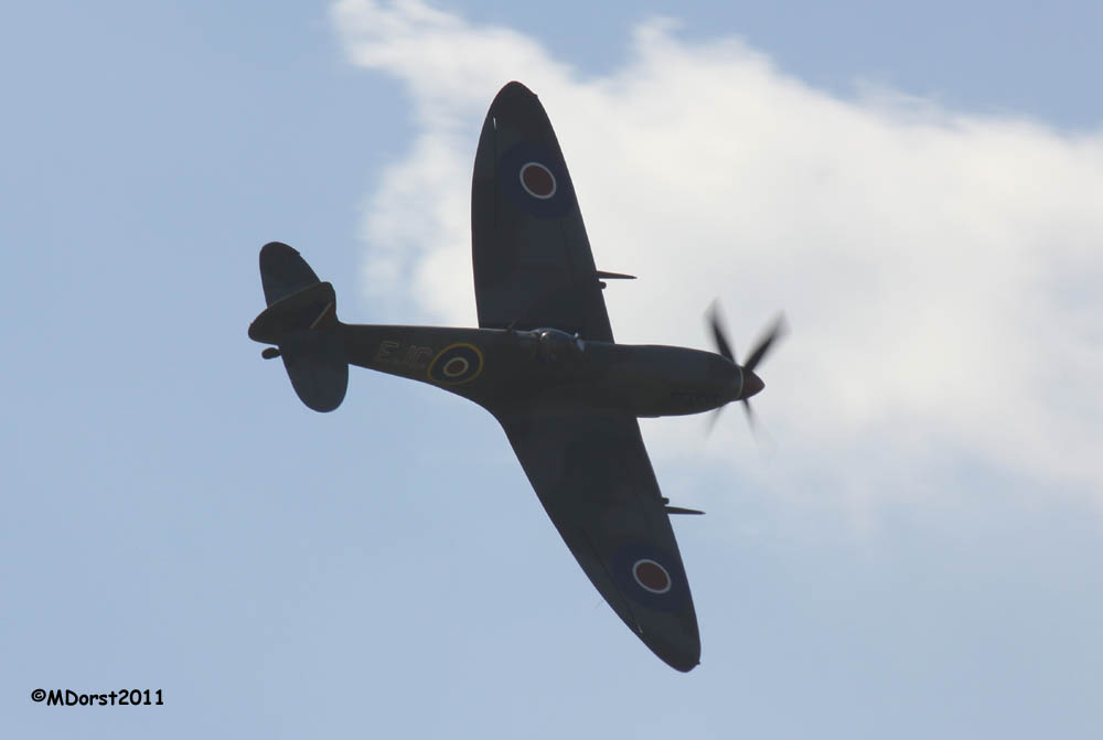 Spitfire TE184 Griffith 2011 09 038