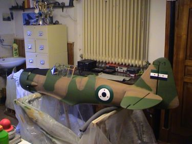 Petrausch AT-6 Syrien fuselage 7