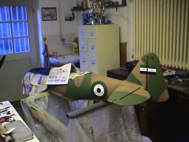 Petrausch AT-6 Syrien fuselage 8