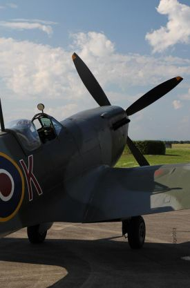 Sundawn Spitfire TE184 2013 08 0916